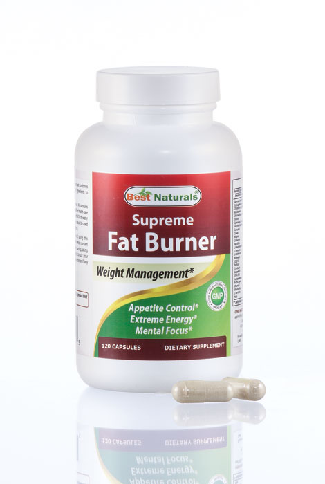 Supreme Fat Burner Capsules - View 1