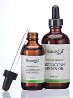 Oils & Treatments - Beautyful™ 100% Pure Moroccan Argan Oil