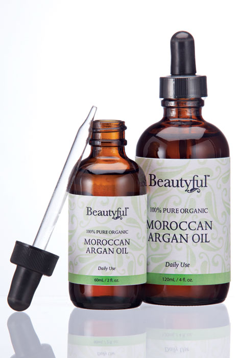 Beautyful™ 100% Pure Moroccan Argan Oil