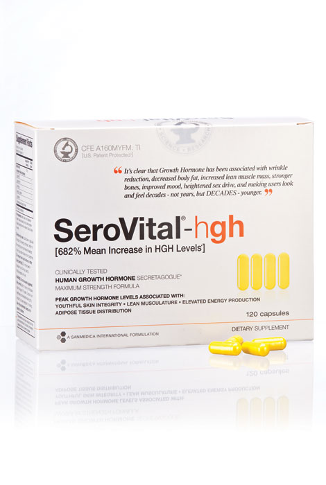 SeroVital®-hgh - View 1