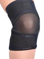 Activewear Tops and Bottoms - Comfort Fit Knee Compression Wrap