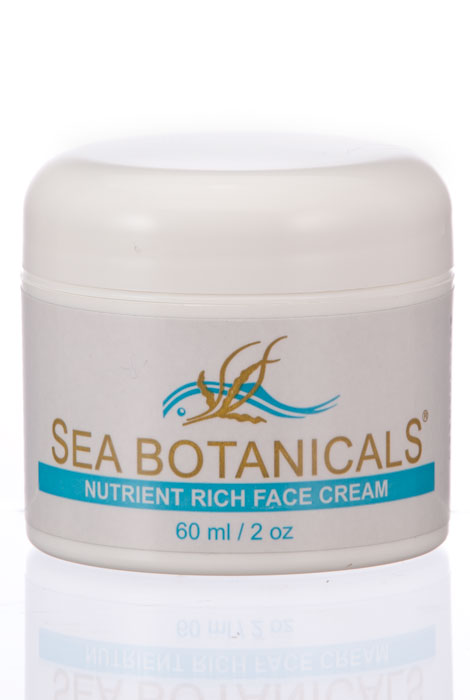 Sea Botanicals® Nutrient Rich Face Cream