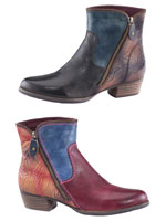 Shoes - Erminia Boot by Spring Footwear
