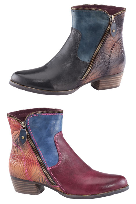 Erminia Boot by Spring Footwear - View 1