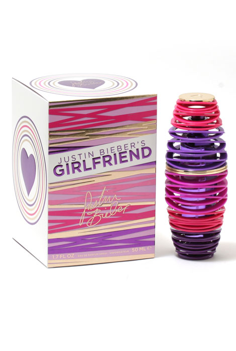 Justin Bieber Girlfriend Women, EDP Spray - View 1