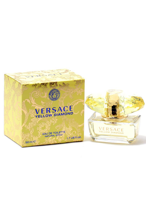 Versace Yellow Diamond Women, EDT Spray