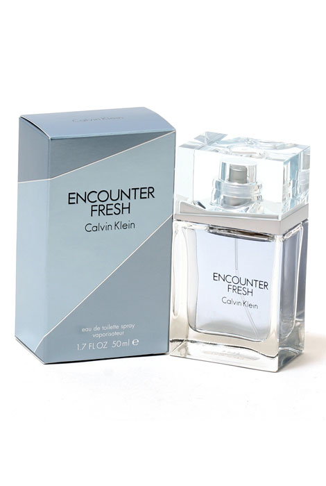 Calvin Klein Encounter Fresh Men, EDT Spray