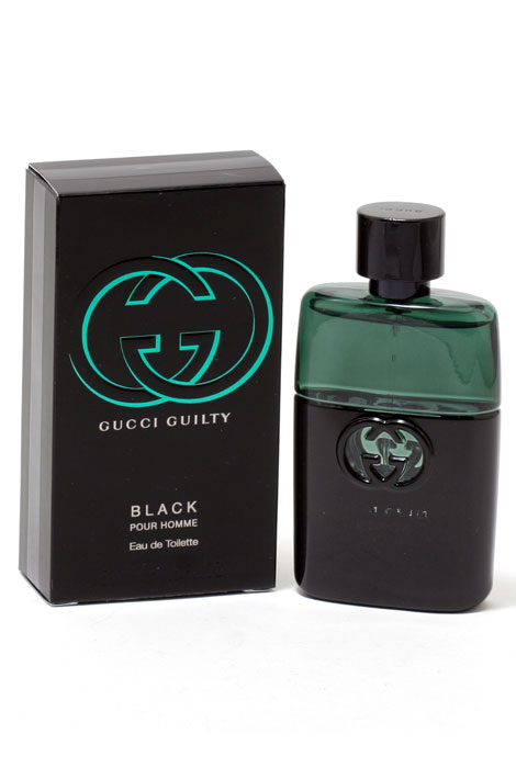 Gucci Guilty Black Men, EDT Spray