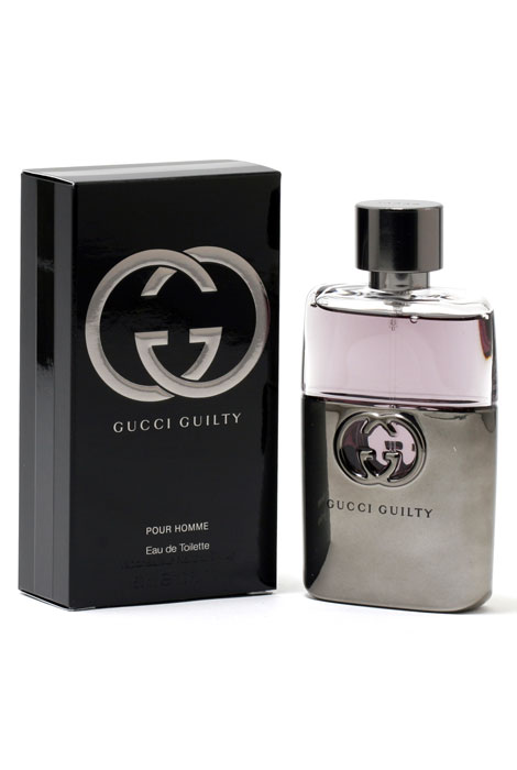 Gucci Guilty Men, EDT Spray - View 1