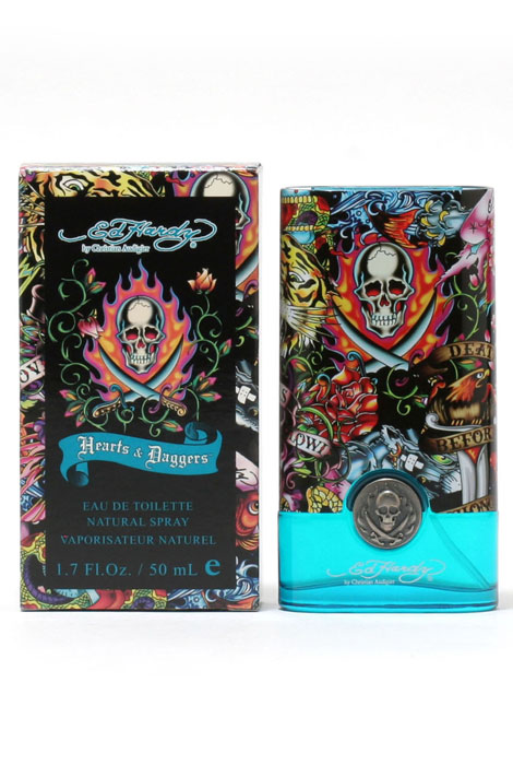 Ed Hardy Hearts & Daggers Men, EDT Spray - View 1