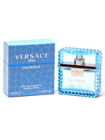 Men's Grooming & Skin Care - Versace Man Eau Fraiche Men, EDT Spray