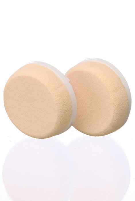 Pulsaderm® Makeup Sponge Replacement Head, Set of 2 - View 1