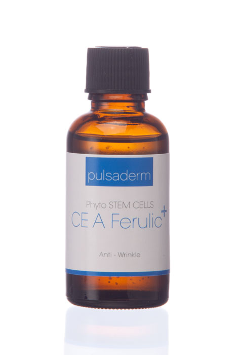 Pulsaderm® Phyto Stem Cells CE A Ferulic Anti-Wrinkle Serum