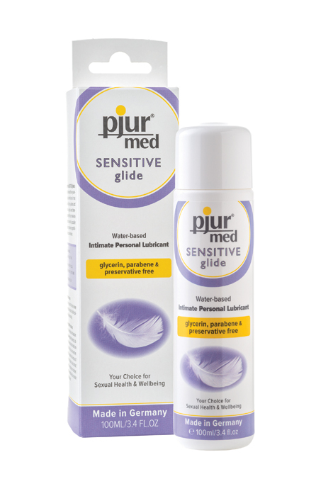 pjur® med SENSITIVE glide