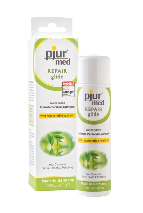 pjur® med REPAIR glide - View 1