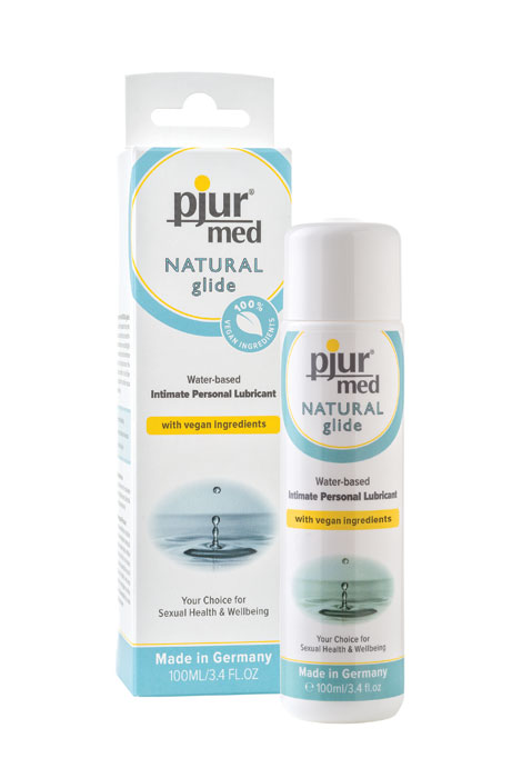 pjur® med NATURAL glide - View 1