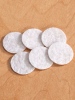 Medicines & Treatments - Aromatherapy Felt Refill Pads