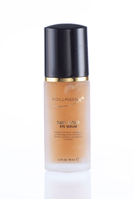 KollagenX® 24kt Gold Eye Serum