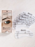 Tools & Brushes - The Brow Guru Stencil Kit