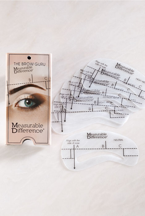 The Brow Guru Stencil Kit