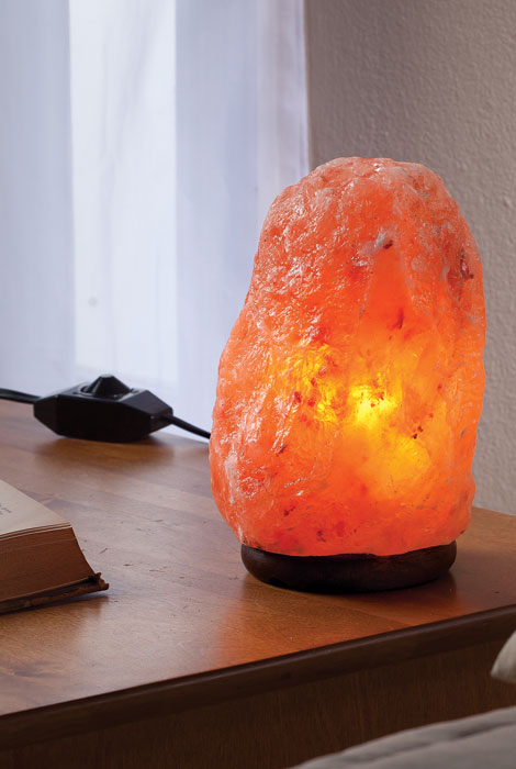 Himalayan Salt Light with Dimmer - View 1
