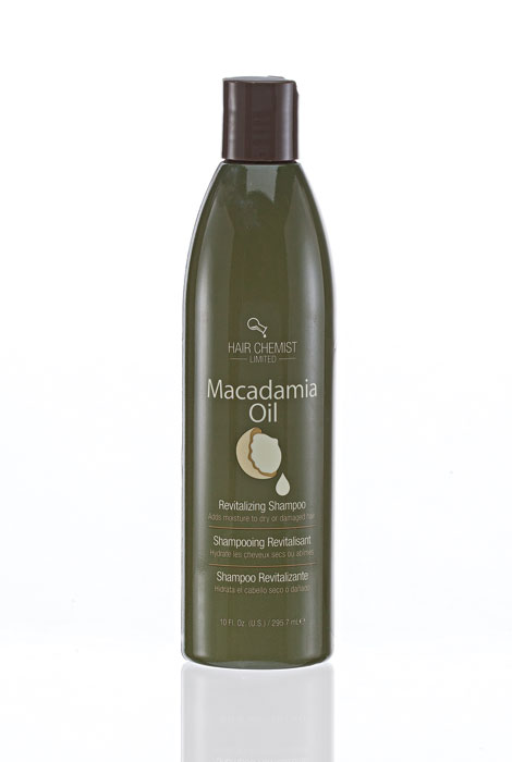 Macadamia Oil Revitalizing Shampoo