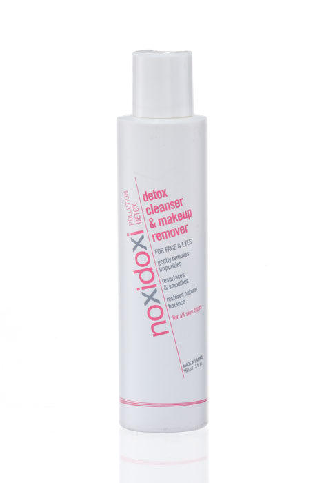 Noxidoxi Detox Cleanser and Makeup Remover
