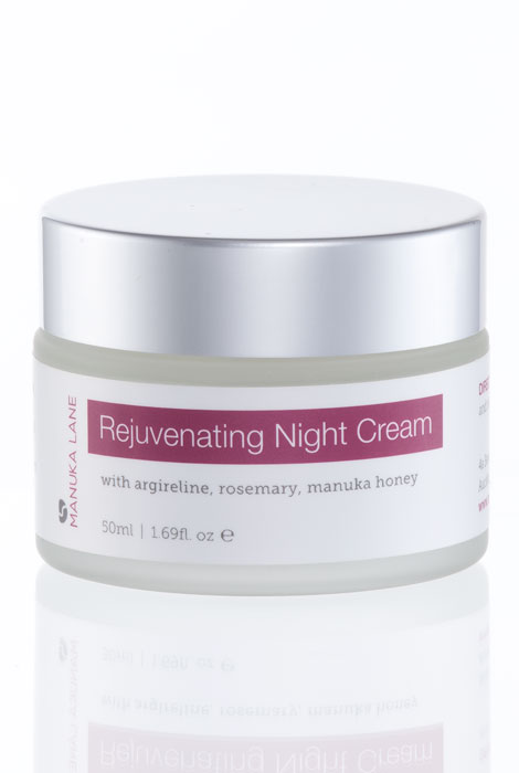 Manuka Lane Rejuvenating Night Cream