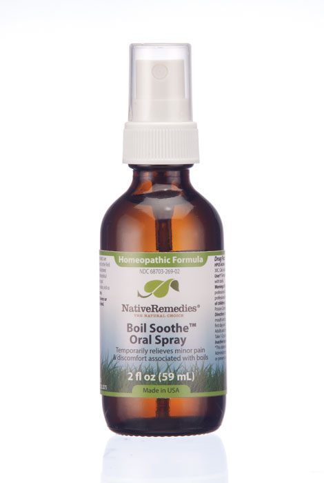 NativeRemedies® Boil Soothe™ Oral Spray