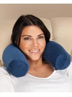 Rest & Relaxation - Flexible Support Neck Cushion