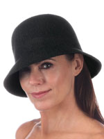 Hats, Scarves & Gloves - Andie Knit Cloche by PhysicianEndorsed