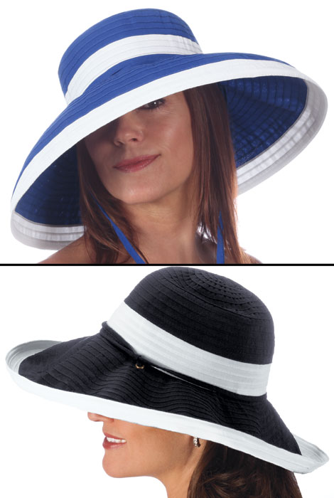 Gemini UPF 50+ Sun Hat by Physicians Endorsed