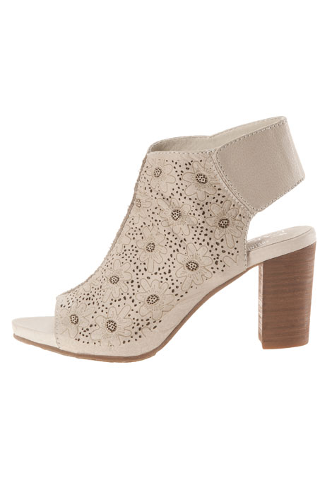 Fab Open Toe Bootie by Spring Footwear®