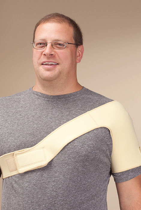 Shoulder Support - View 1