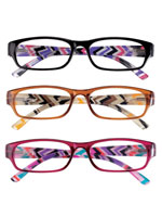 Eyewear - 3 Pack Women's Reading Glasses