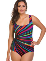 Longitude - Longitude® Zenon U Back One Piece Suit