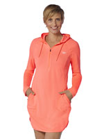 Speedo® - Speedo™ Cover Up UV protection Hoodie Dress