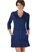Travel Made Easy - Speedo® Aquatic Fitness Hooded Terry Robe