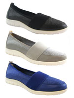 Footwear - Beacon® Surprise Slip-On Shoe