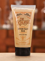 Medicines & Treatments - Dr. Kinash™ Epsom Salt Rub, 6 oz.