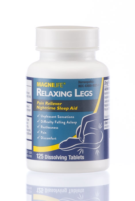 MagniLife® Relaxing Legs Tablets - View 1