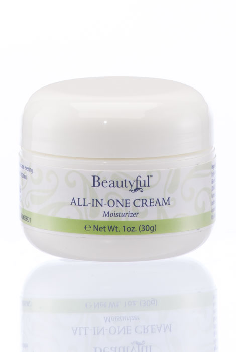 Beautyful™ All-in-One Cream - View 1