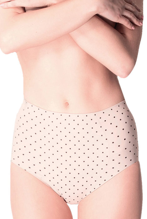 Body Hush Slimmie Panty Everyday medium control panty incredibly comfortable and light. Tummy control front and back panels for a smooth butt lift effect. Invisible under clothing. Seem - less edging avoids visible panty lines. 72% Polymide/ 28% Lycra. Hand wash. Imported. Flirty Dot, Black, Nude. Sizes S - 3XL.This product is not available for further discounts.