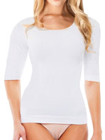 Tops & Dresses - Body Hush Arm Toner Top