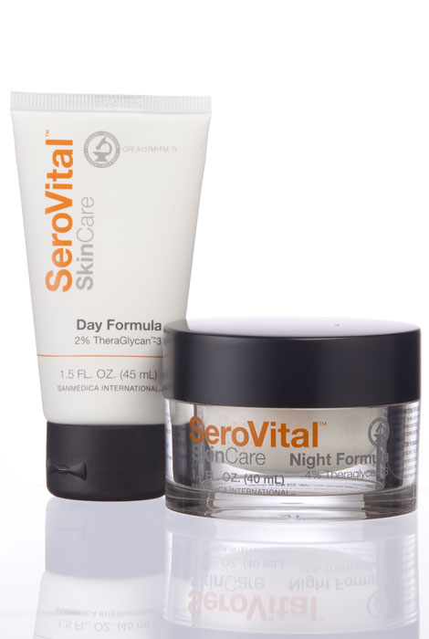 SeroVital™ SkinCare Day and Night Facial Rejuvenation System - View 1