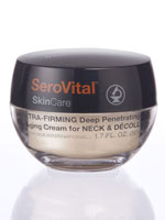 New - SeroVital™ SkinCare Extra-Firming Cream for Neck and Décolleté