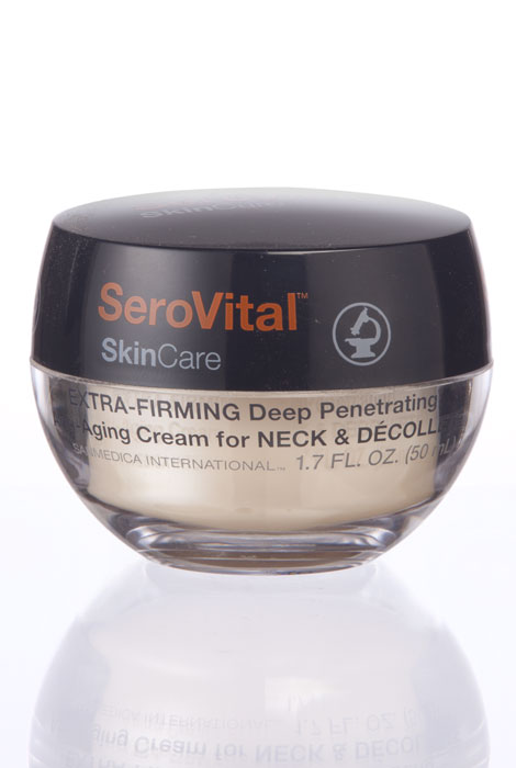 SeroVital™ SkinCare Extra-Firming Cream for Neck & Décolleté