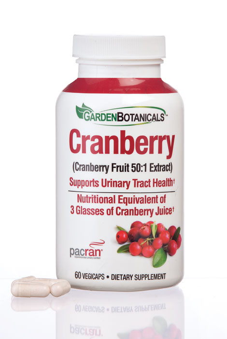 Garden Botanicals™ Cranberry Vegicaps