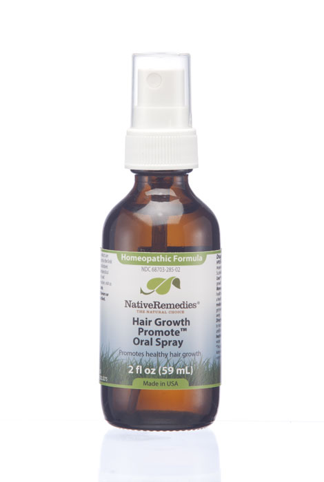 NativeRemedies® Hair Growth Promote™ Oral Spray