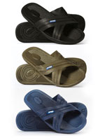 Stock Up Special - Save $5 on 2 or More - Mix & Match - Bokos Men's Rubber Sandals